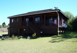 Berghaven Log Cabin