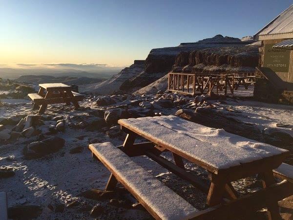 Snowfall November 2, 2015