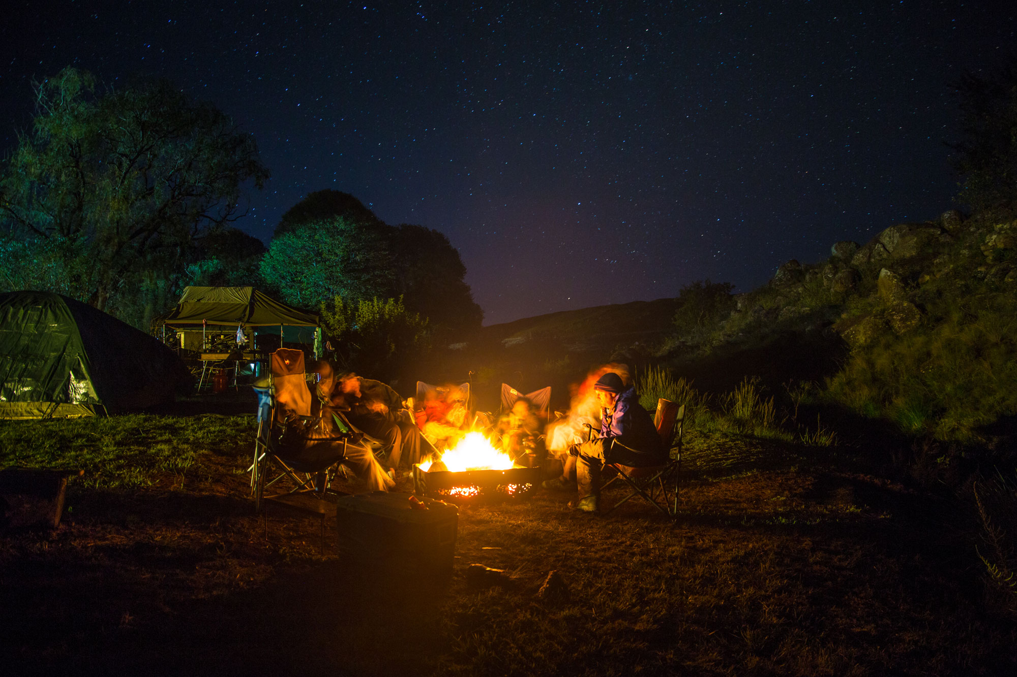 Khotso Lodge & Horse Trails | Campsite & Overlanders