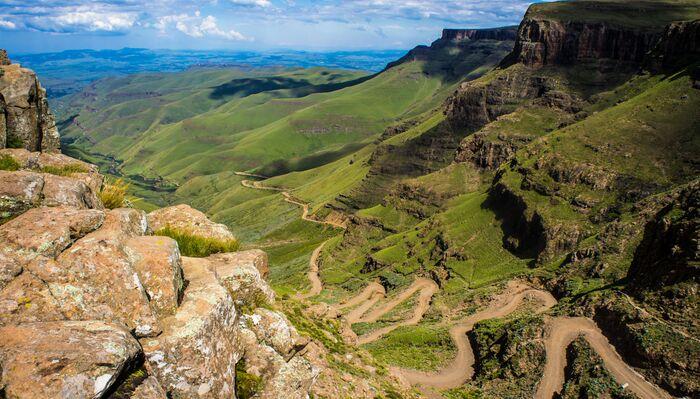 Lesotho Skies