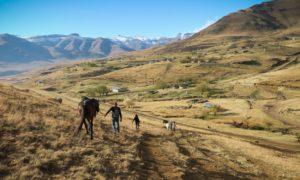 Khotso Lodge & Horse Trails   Lesotho Horseback Adventure