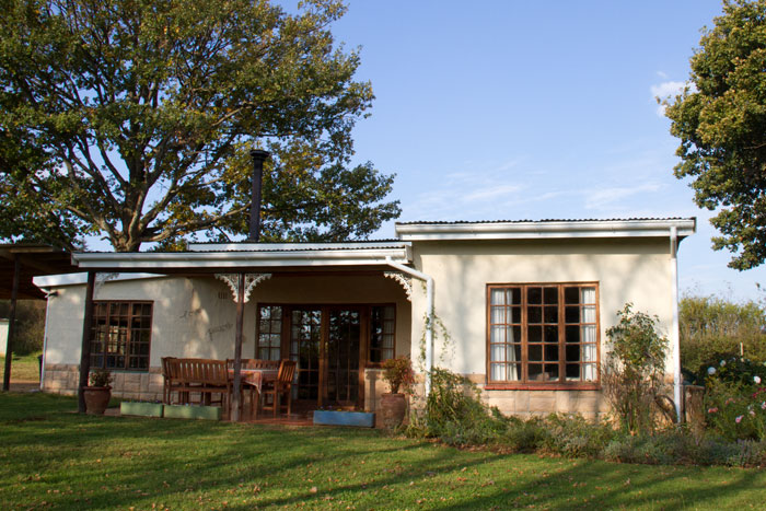 Joywood Cottage at House of Health and Beauty