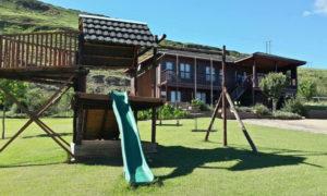 Bergview Log Cabin