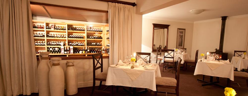 Moorcroft Manor Restaurant