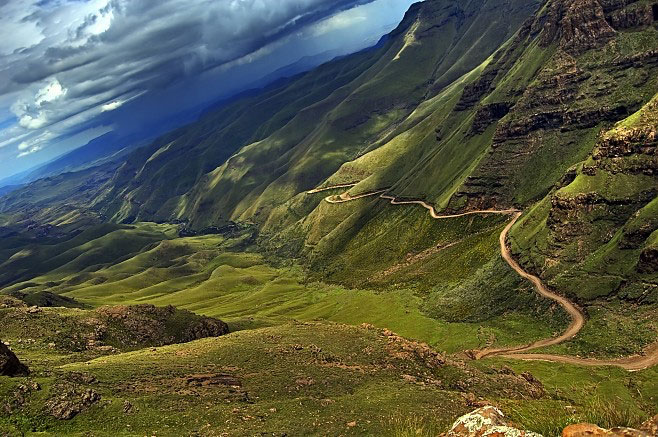 Roof of Africa Tours