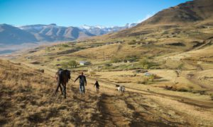 Khotso Lodge & Horse Trails | Lesotho Horseback Adventure