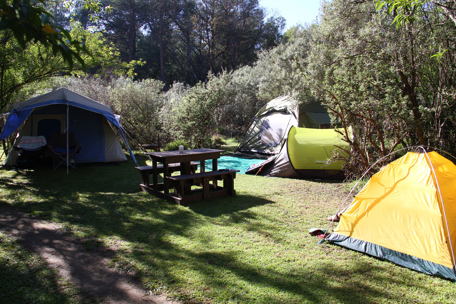 Sani Lodge CAMPSITE